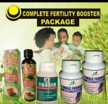 complete fertility booster, edible herbs ltd