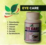 eye care herbal capsule, edible herbs ltd