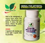 stroke and circulation, edible herbs ltd