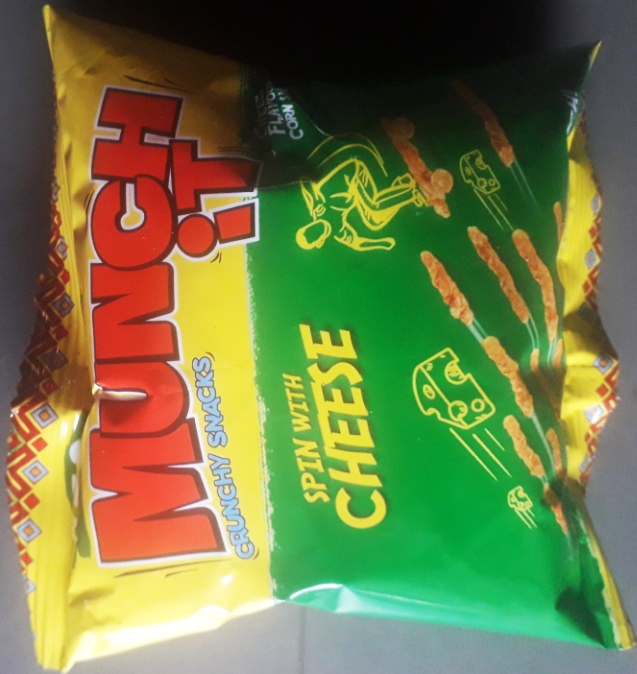 Munch it cheese flavour